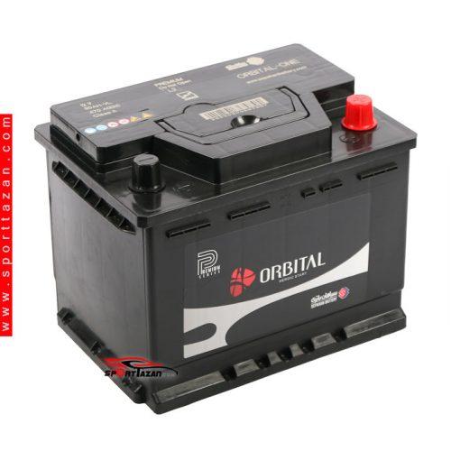 باتری اتمی اوربیتال پریمیوم 50 آمپر