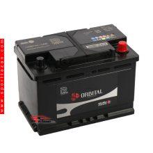 باتری اتمی اوربیتال پریمیوم ۷۴ آمپر