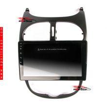 پخش مولتی مدیا ۹ اینچ پژو ۲۰۶ ویگو