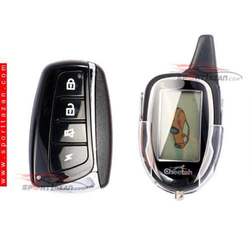دزدگیر تصویری چیتا مدل F5D