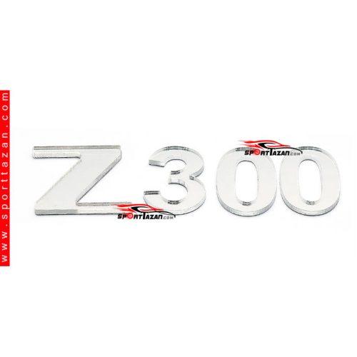 آرم نوشته Z300 آریو زوتی